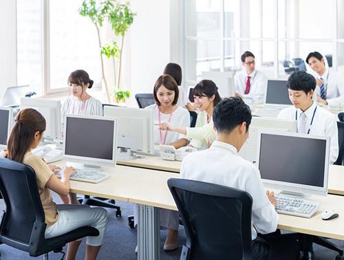 オフィス環境ソリューション